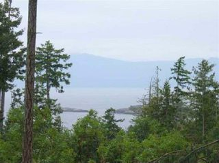 "Photo 4: Lot 104 JOHNSTON HEIGHTS Drive in Pender Harbour: Pender Harbour Egmont Land for sale in ""Daniel Point"" (Sunshine Coast)  : MLS®# R2339002"