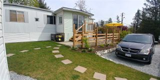 "Photo 7: 11 43201 LOUGHEED Highway in Mission: Lake Errock Manufactured Home for sale in ""NICOMEN TRAILER PARK"" : MLS®# R2362897"