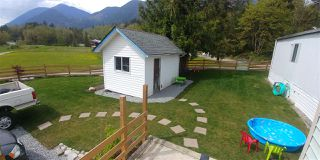"Photo 6: 11 43201 LOUGHEED Highway in Mission: Lake Errock Manufactured Home for sale in ""NICOMEN TRAILER PARK"" : MLS®# R2362897"