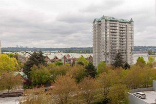 "Photo 20: 802 10 LAGUNA Court in New Westminster: Quay Condo for sale in ""Laguna Landing"" : MLS®# R2366262"