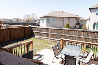 Photo 13: 14 Sava Way in Winnipeg: Amber Trails Residential for sale (4F)  : MLS®# 1911553