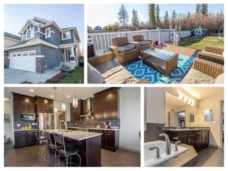 Photo 1: 4154 SAVARYN Drive in Edmonton: Zone 53 House for sale : MLS®# E4156211
