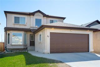 Main Photo: 83 Wisteria Way in Winnipeg: Riverbend Residential for sale (4E)  : MLS®# 1912232