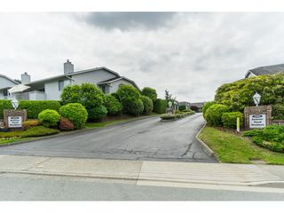 "Photo 1: 53 2989 TRAFALGAR Street in Abbotsford: Central Abbotsford Townhouse for sale in ""Summer Wynd Meadows"" : MLS®# R2374759"