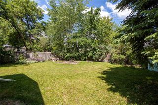 Photo 20: 27 Lodge Avenue in Winnipeg: Silver Heights Residential for sale (5F)  : MLS®# 1916047