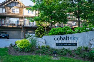 """Photo 19: 67 55 HAWTHORN Drive in Port Moody: Heritage Woods PM Townhouse for sale in """"COLBALT SKY"""" : MLS®# R2383132"""