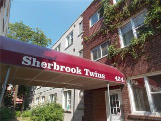 Photo 1: 35 434 Sherbrook Street in Winnipeg: Condominium for sale (5C)  : MLS®# 1918455