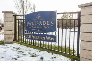 Photo 23: #337 300 Palisades Way: Sherwood Park Condo for sale : MLS®# E4180252