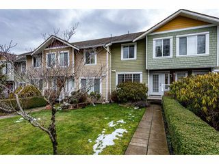 "Main Photo: 11 6110 138 Street in Surrey: Sullivan Station Townhouse for sale in ""Seneca Woods"" : MLS®# R2430156"