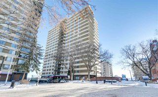 Photo 1: 606 9903 104 Street in Edmonton: Zone 12 Condo for sale : MLS®# E4184862