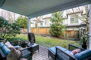"Photo 28: 23 6110 138 Street in Surrey: Sullivan Station Townhouse for sale in ""Seneca Woods"" : MLS®# R2454674"