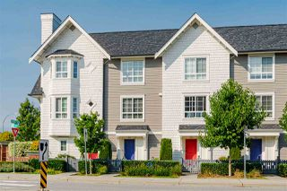 "Photo 1: 14 8438 207A Street in Langley: Willoughby Heights Townhouse for sale in ""YORK BY Mosaic"" : MLS®# R2494521"