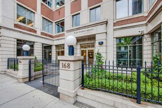 Photo 1: 606 168 E King Street in Toronto: Moss Park Condo for lease (Toronto C08)  : MLS®# C4910676