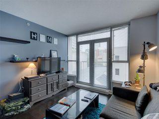 Photo 2: 408 760 Johnson St in : Vi Downtown Condo for sale (Victoria)  : MLS®# 856297