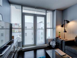 Photo 3: 408 760 Johnson St in : Vi Downtown Condo for sale (Victoria)  : MLS®# 856297