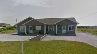 Photo 1: 121 / 123 Connaught Avenue in Glace Bay: 203-Glace Bay Residential for sale (Cape Breton)  : MLS®# 202100064