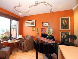"""Photo 5: 1035 SCANTLINGS in Vancouver: False Creek Townhouse for sale in """"MARINE MEWS"""" (Vancouver West)  : MLS®# V875411"""