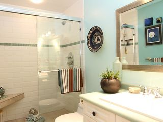 """Photo 10: 1035 SCANTLINGS in Vancouver: False Creek Townhouse for sale in """"MARINE MEWS"""" (Vancouver West)  : MLS®# V875411"""
