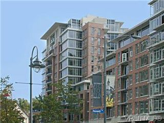 Photo 1: S301 737 Humboldt St in VICTORIA: Vi Downtown Condo for sale (Victoria)  : MLS®# 569600