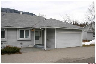 Photo 1: 37 219 Temple Street Sicamouse 219 Temple Street Sicamous: Sicamous Residential Detached for sale : MLS®# 10042011