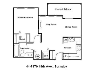 "Photo 13: 44 7179 18TH Avenue in Burnaby: Edmonds BE Condo for sale in ""Canford Corner"" (Burnaby East)  : MLS®# V1053187"