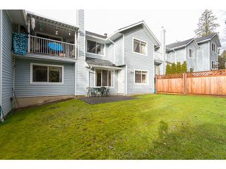 "Photo 12: 124 22555 116TH Avenue in Maple Ridge: East Central Townhouse for sale in ""FRASER VIEW VILLAGE"" : MLS®# V1062941"