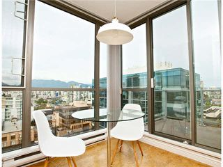 Photo 8: 1206 1575 W 10TH Avenue in Vancouver: Fairview VW Condo for sale (Vancouver West)  : MLS®# V1089811