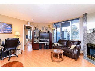 "Photo 3: 605 13353 108TH Avenue in Surrey: Whalley Condo for sale in ""CORNERSTONE"" (North Surrey)  : MLS®# F1428978"
