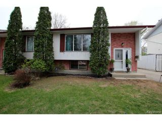 Photo 1: 26 Brownell Bay in WINNIPEG: Charleswood Residential for sale (South Winnipeg)  : MLS®# 1512171