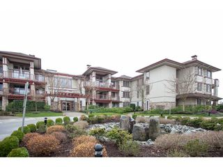 "Photo 1: 208 16421 64 Avenue in Surrey: Cloverdale BC Condo for sale in ""St. Andrews at Northview"" (Cloverdale)  : MLS®# R2041452"