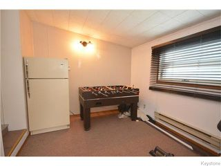 Photo 13: Vernon Keats Drive in Winnipeg: Residential for sale : MLS®# 1606290