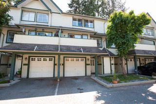 "Photo 1: 38 19034 MCMYN Road in Pitt Meadows: Mid Meadows Townhouse for sale in ""MEADOWVALE"" : MLS®# R2066804"
