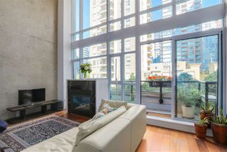 """Photo 5: 411 988 RICHARDS Street in Vancouver: Yaletown Condo for sale in """"TRIBECA LOFTS"""" (Vancouver West)  : MLS®# R2075308"""