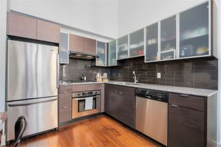 "Photo 10: 411 988 RICHARDS Street in Vancouver: Yaletown Condo for sale in ""TRIBECA LOFTS"" (Vancouver West)  : MLS®# R2075308"