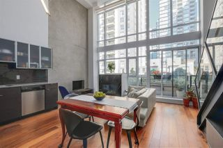 """Photo 2: 411 988 RICHARDS Street in Vancouver: Yaletown Condo for sale in """"TRIBECA LOFTS"""" (Vancouver West)  : MLS®# R2075308"""