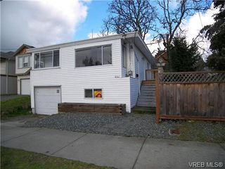 Photo 1: 604 Atkins Avenue in VICTORIA: La Mill Hill Single Family Detached for sale (Langford)  : MLS®# 366476