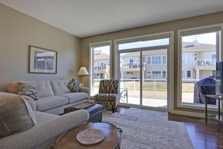 Photo 9: 215 Sunset Square in Cochrane: Duplex for sale : MLS®# C4007845