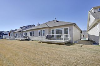 Photo 18: 215 Sunset Square in Cochrane: Duplex for sale : MLS®# C4007845