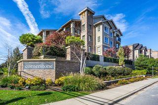 """Main Photo: 108 21009 56 Avenue in Langley: Salmon River Condo for sale in """"CORNERSTONE"""" : MLS®# R2120132"""