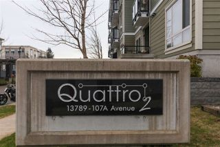 "Photo 3: 416 13789 107A Avenue in Surrey: Whalley Condo for sale in ""QUATTRO"" (North Surrey)  : MLS®# R2135791"