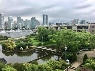 "Photo 1: 402 456 MOBERLY Road in Vancouver: False Creek Condo for sale in ""PACIFIC COVE"" (Vancouver West)  : MLS®# R2179312"