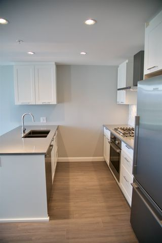 """Photo 4: 2106 520 COMO LAKE Avenue in Coquitlam: Coquitlam West Condo for sale in """"THE CROWN"""" : MLS®# R2209731"""