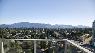 """Photo 3: 2106 520 COMO LAKE Avenue in Coquitlam: Coquitlam West Condo for sale in """"THE CROWN"""" : MLS®# R2209731"""