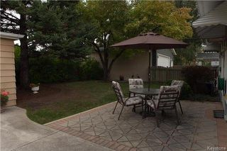 Photo 16: 158 De Graff Bay in Winnipeg: North Kildonan Residential for sale (3F)  : MLS®# 1726183