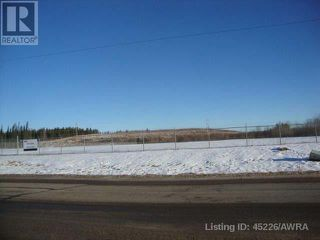 Main Photo: 3701 33 STREET in Whitecourt: Industrial for sale : MLS®# AWI45226