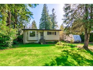"""Photo 1: 23366 FRANCIS Avenue in Langley: Fort Langley House for sale in """"Fort Langley"""" : MLS®# R2261636"""