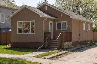 Photo 1: 220 Harvard Avenue in Winnipeg: West Transcona Residential for sale (3L)  : MLS®# 1812578