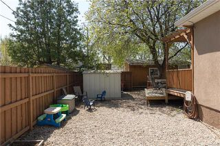 Photo 19: 220 Harvard Avenue in Winnipeg: West Transcona Residential for sale (3L)  : MLS®# 1812578
