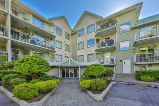 "Photo 1: 205 19236 FORD Road in Pitt Meadows: Central Meadows Condo for sale in ""EMERALD PARK"" : MLS®# R2279677"
