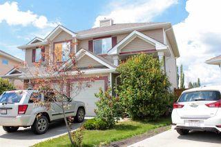 Main Photo: 5432 204 Street in Edmonton: Zone 58 House Half Duplex for sale : MLS®# E4119418